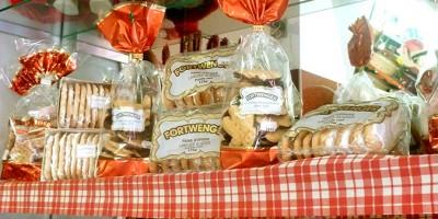 assortiment de pains d'épices d'Alsace de la maison Fortwenger