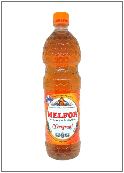 bouteille de vinaigre Melfor
